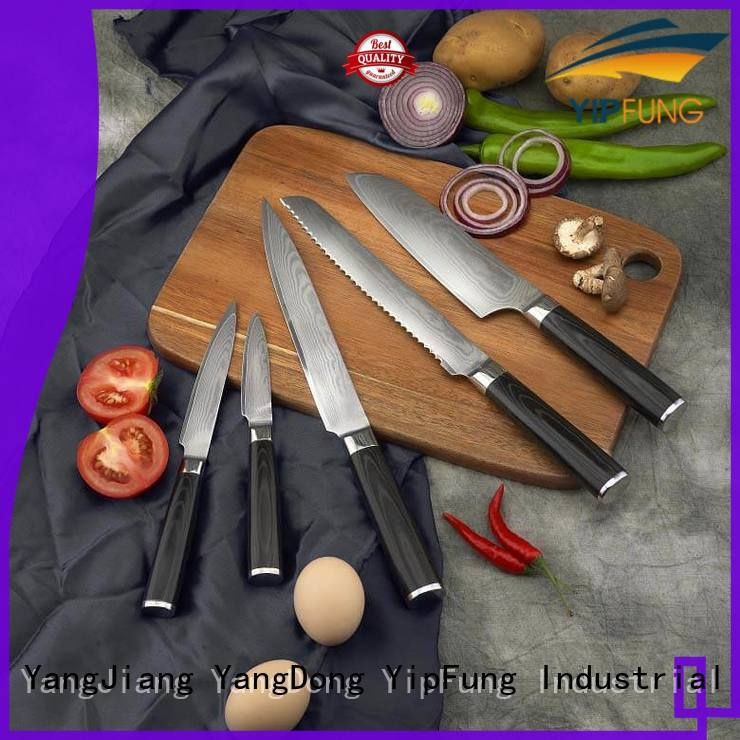 marble chef knife customized for home use
