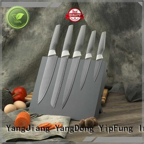 YipFung kitchen knife set supplier for dinner