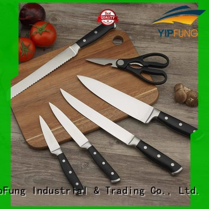 YipFung chef knife customized for restaurant