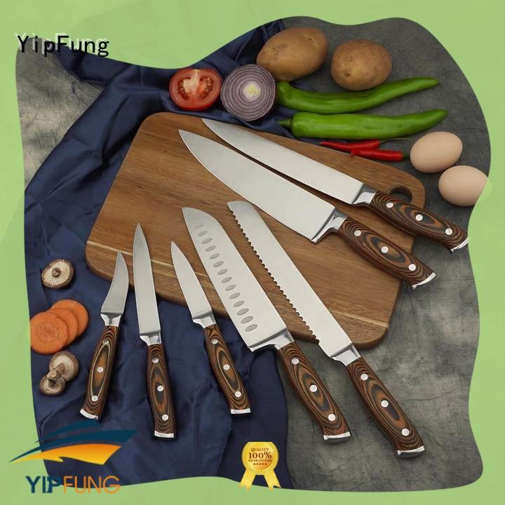 stainless steel blades chef knife wholesale for restaurant