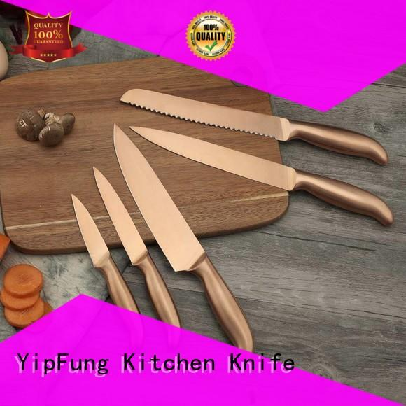 YipFung kitchen knife factory price for restaurant