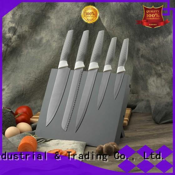 colorful chef knife factory price for restaurant