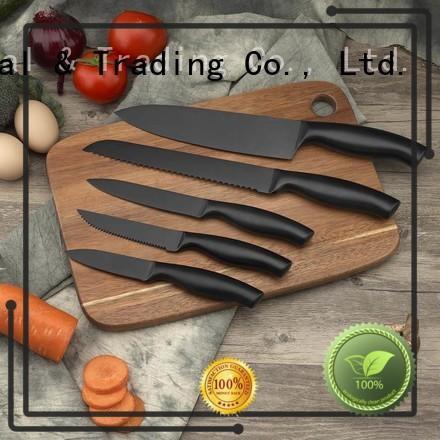 YipFung razor sharp damascus kitchen knives for home use