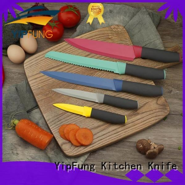 YipFung chef knife customized for dinner