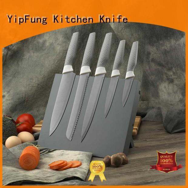 razor sharp kitchen knife set with good price for dinner