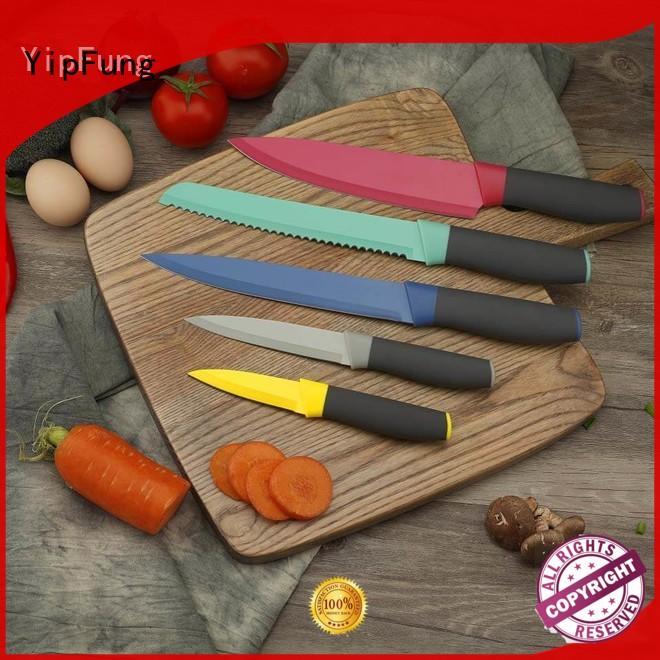 marble kitchen knife set supplier for restaurant