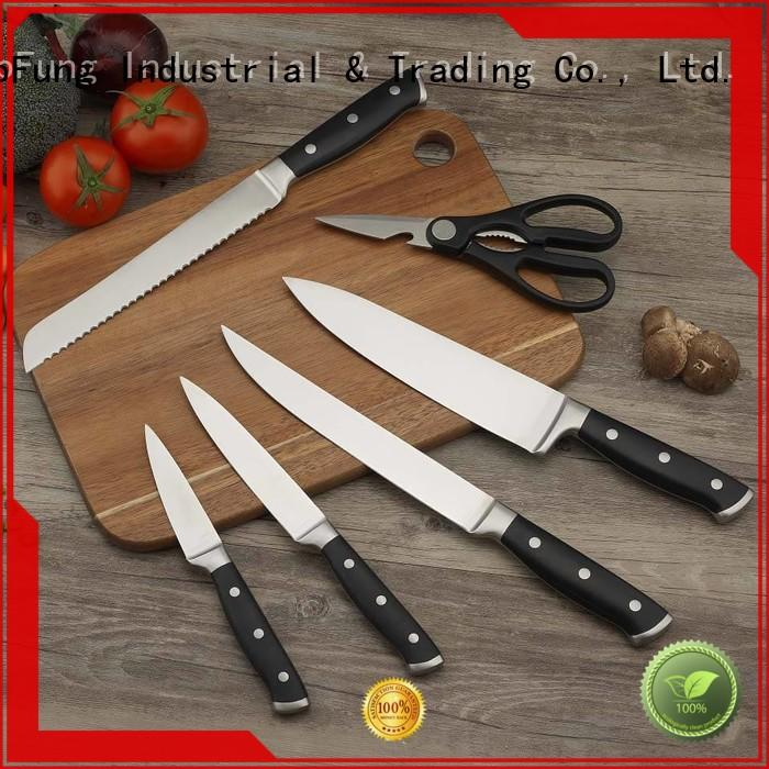 quality kitchen knives for dinner YipFung