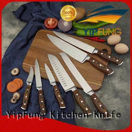 YipFung chef knife wholesale for restaurant