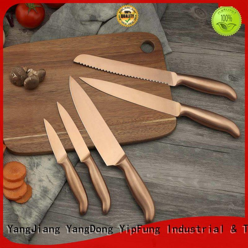 YipFung kitchen knife design for restaurant