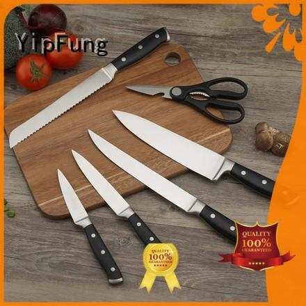 YipFung sharp chef knife manufacturing for restaurant