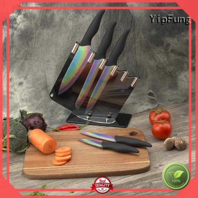 YipFung kitchen knife set wholesale for home use