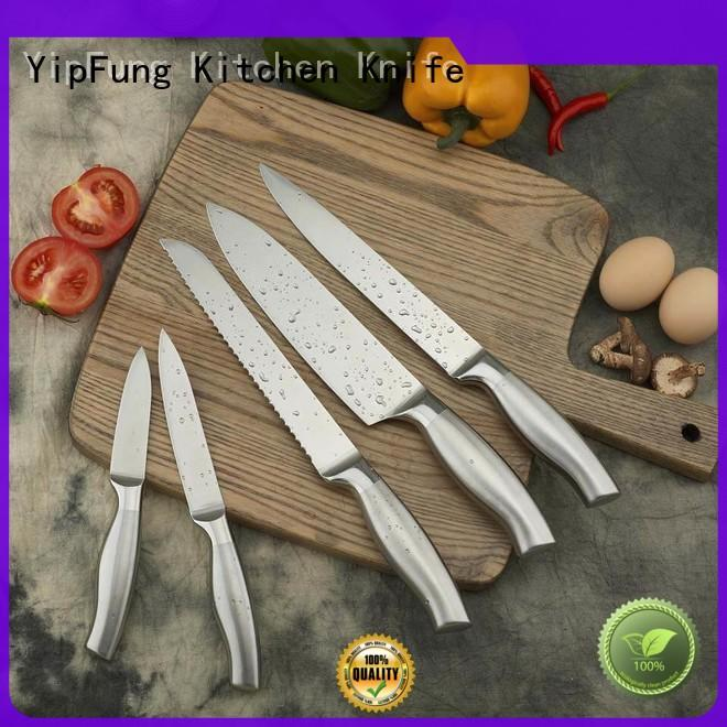 sharp kitchen knife set manufacturing for home use