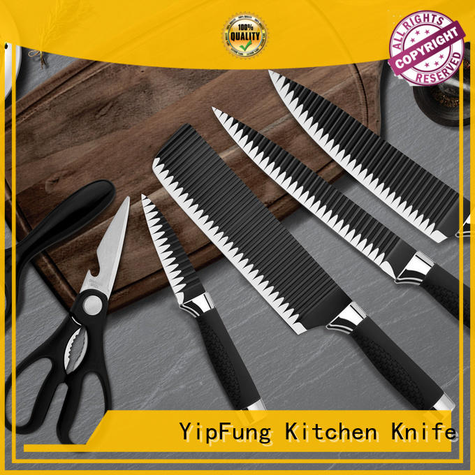 utility kitchen knife set supply for cooking