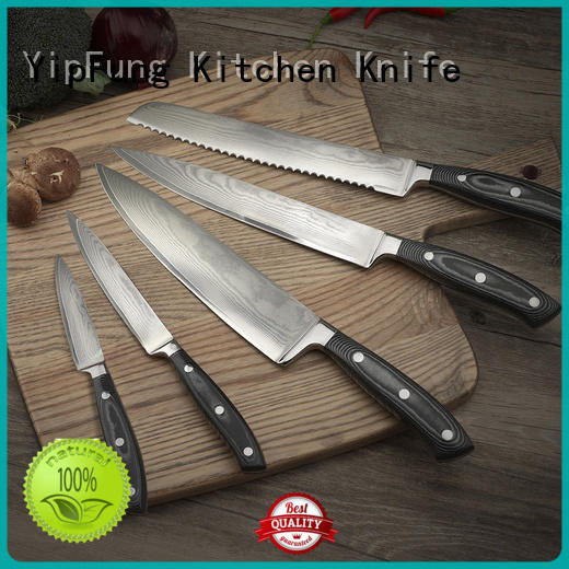 chef knife design for dinner YipFung