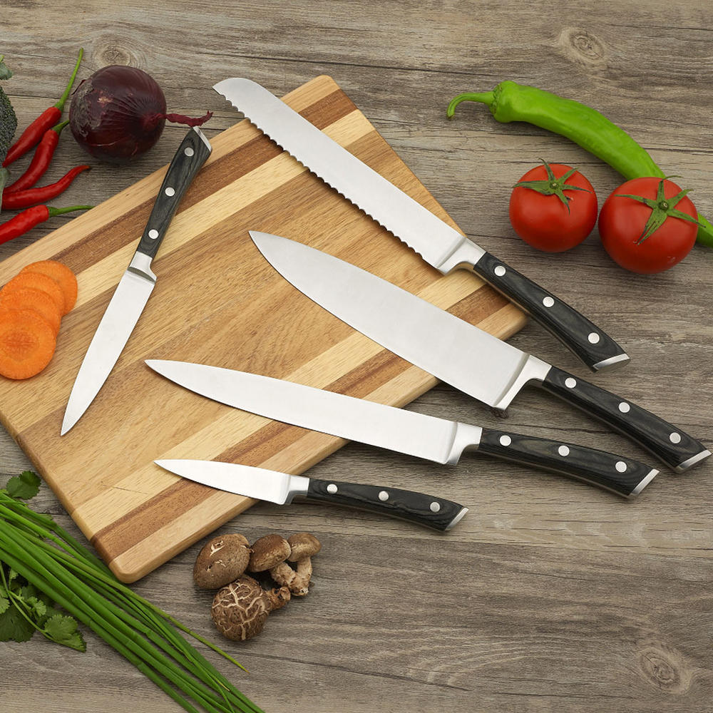Yipfung Best Cooking Knife Set of 5 Pieces