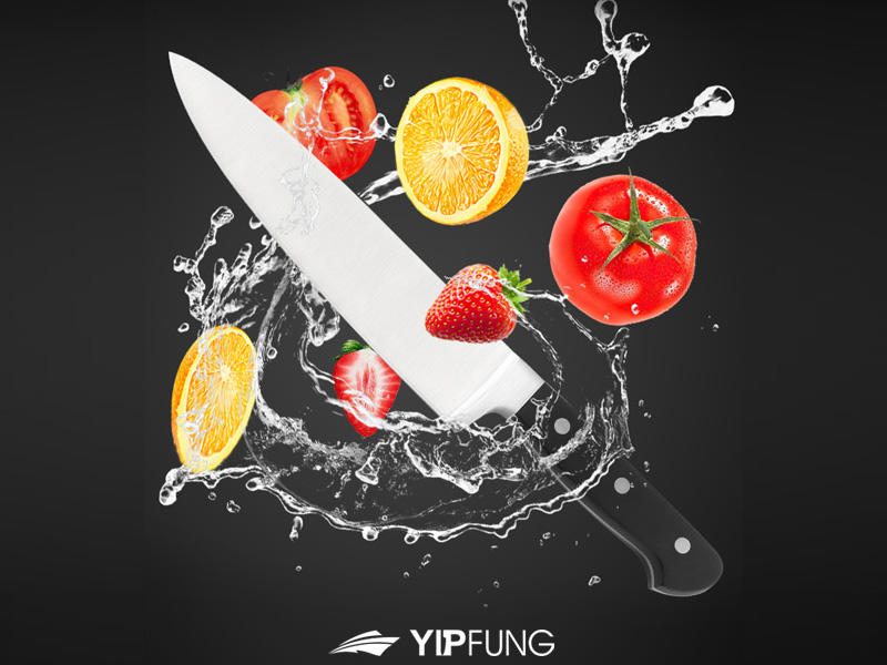 Yipfung Best Cooking Knife video