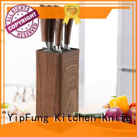 custom knife set company for home use