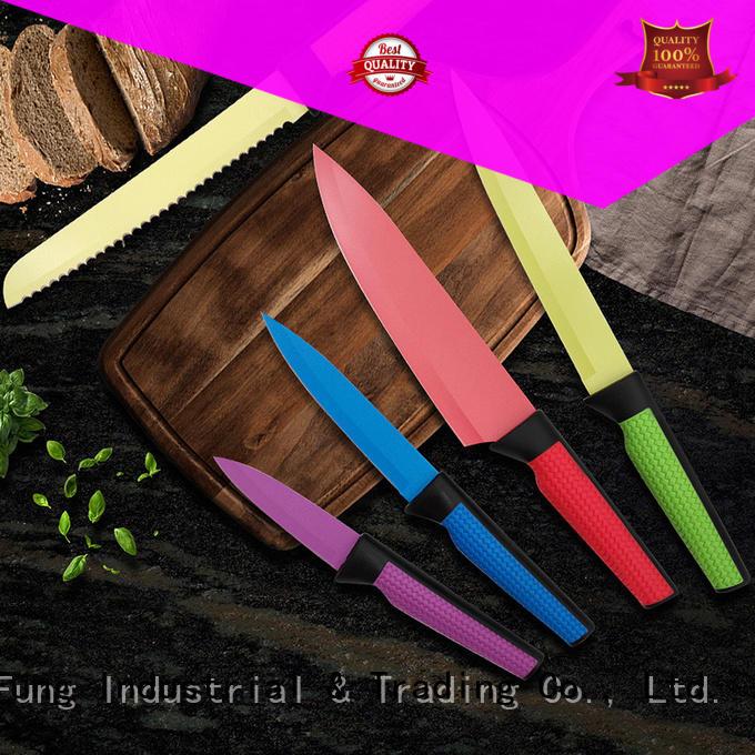 YipFung razor sharp fork design for restaurant