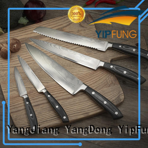 stable kitchen knife design for home use