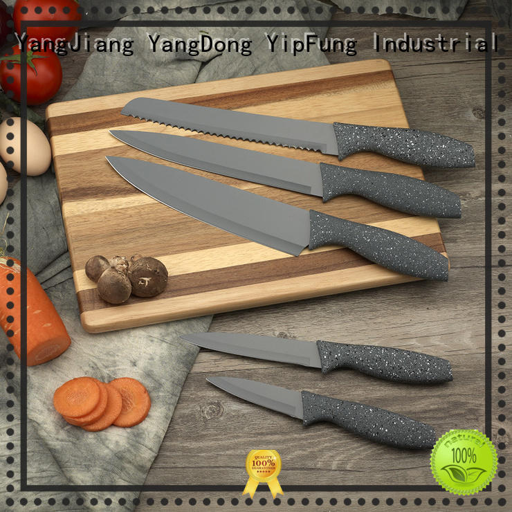 YipFung chef knife wholesale for dinner
