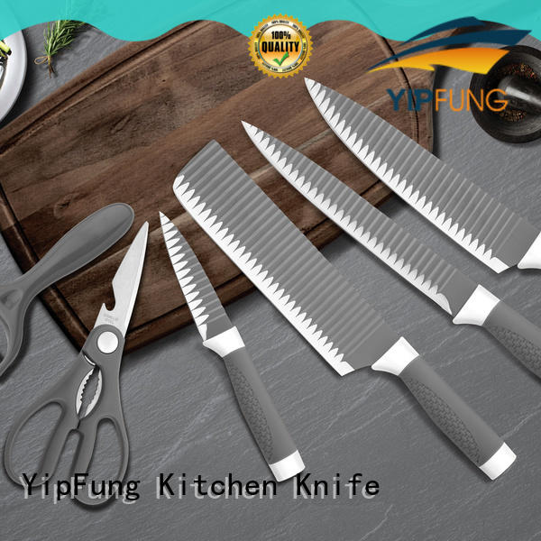 YipFung professional scissors with good price for restaurant