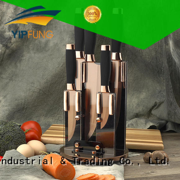 YipFung knife set factory direct supply for cooking