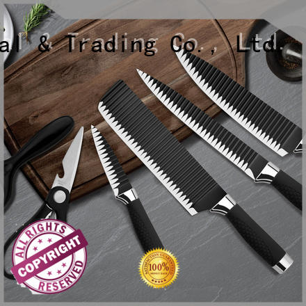 latest chef knife set supply for kitchen