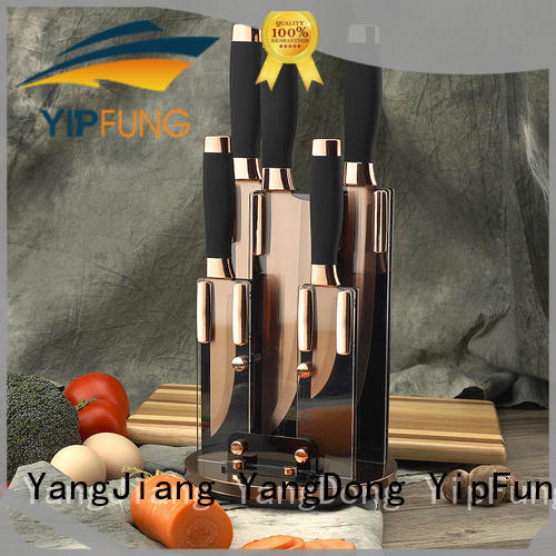 YipFung knife set manufacturer for home use