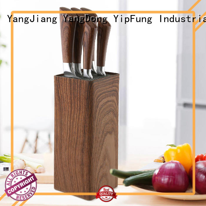 YipFung knife set factory direct supply for kitchen