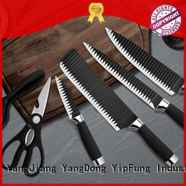 YipFung new chef knife set company for restaurant