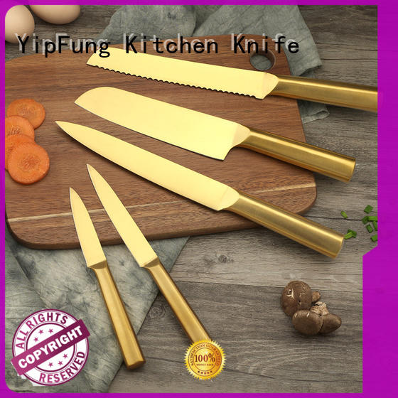 YipFung cost-effective kitchen knife set supplier for home use