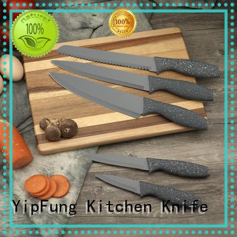 YipFung handmade kitchen knives supplier for dinner