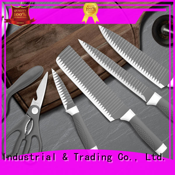 beautiful knife set supply for home use