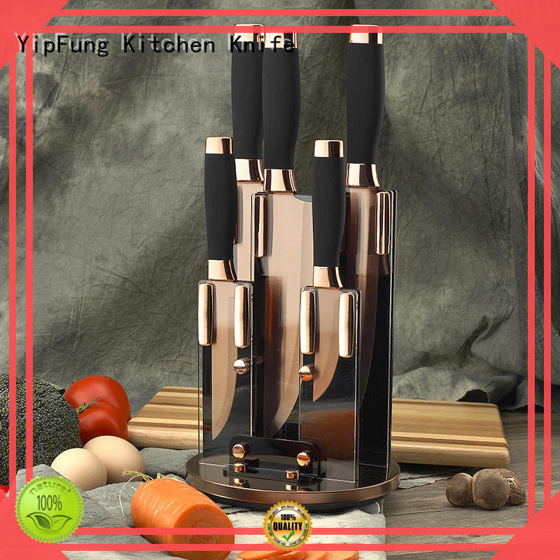 new chef knife set factory for cooking