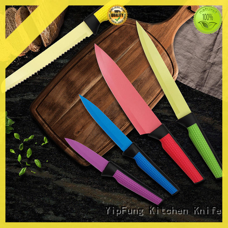 YipFung stable kitchen knife factory price for home use