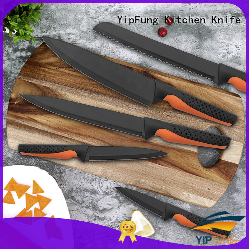 stainless steel blades chef knife customized for home use