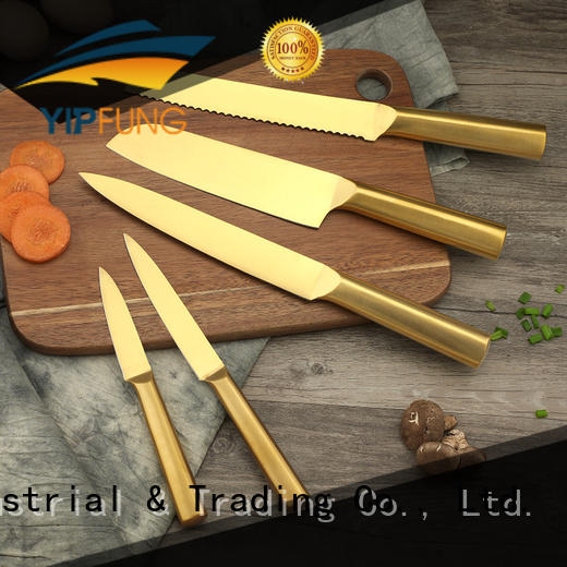 YipFung kitchen knife set manufacturing for restaurant