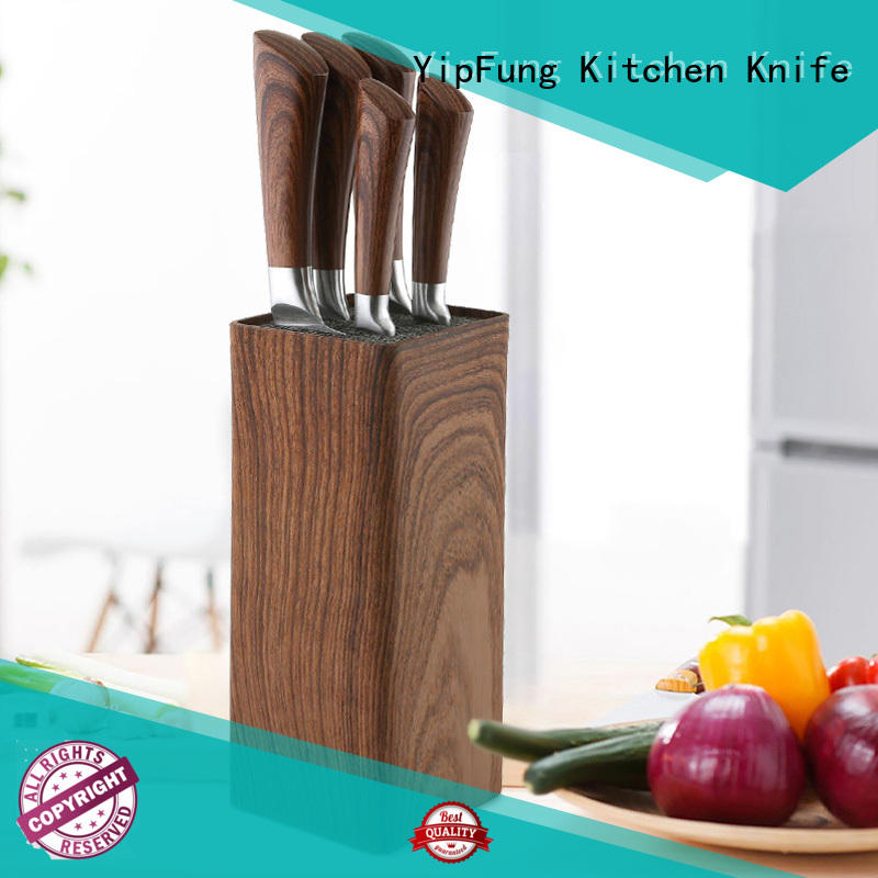 high quality chef knife set series for restaurant
