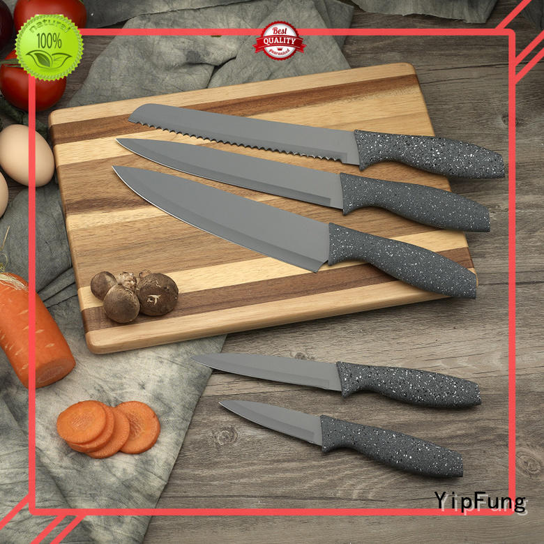 YipFung razor sharp chef knife customized for dinner