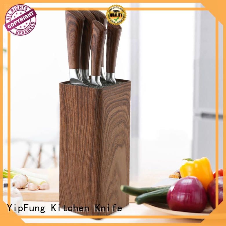 YipFung high quality kitchen knife set factory for home use