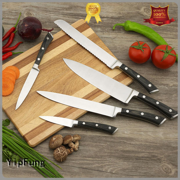 YipFung high quality kitchen knife customized for dinner
