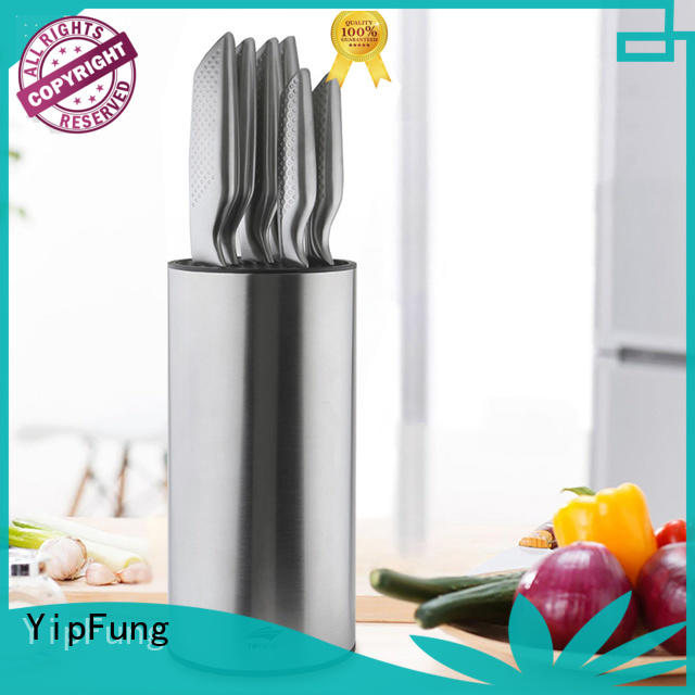 YipFung black non stick coating scissors series for kitchen