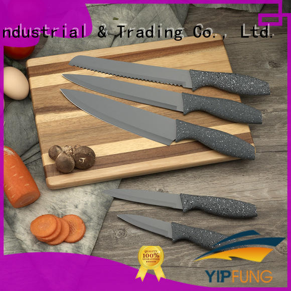 YipFung high quality kitchen knife design for home use