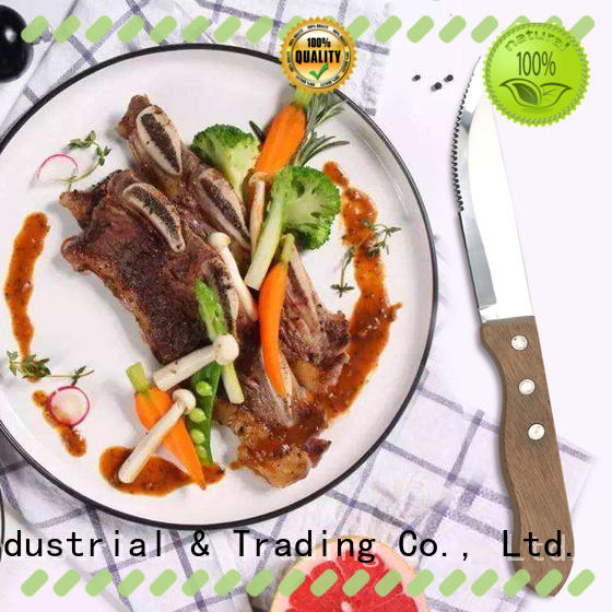 YipFung ultra-sharp steak knife factory price for kitchen