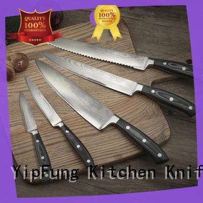stable kitchen knife set supplier for restaurant