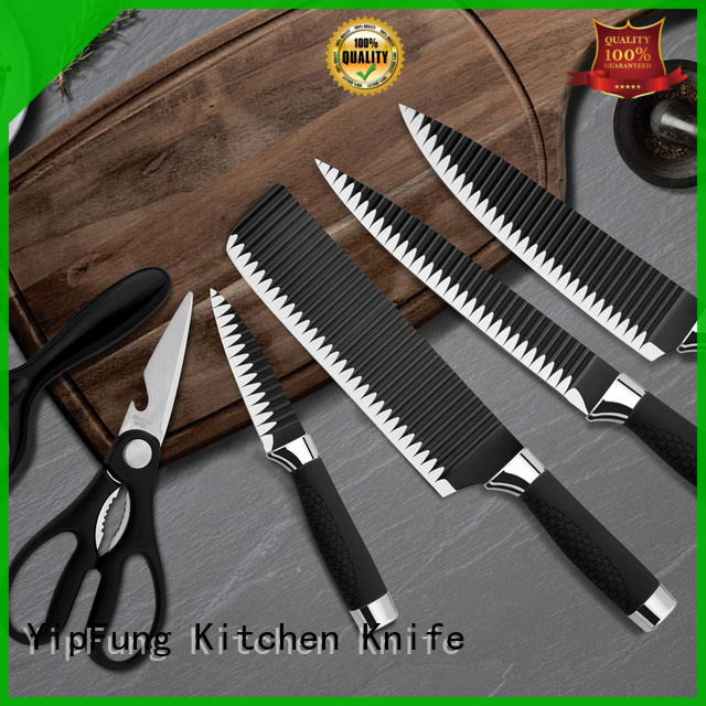 YipFung knife set with good price for home use