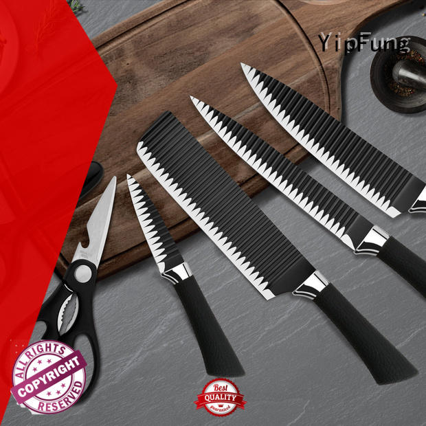 beautiful knife set company for kitchen