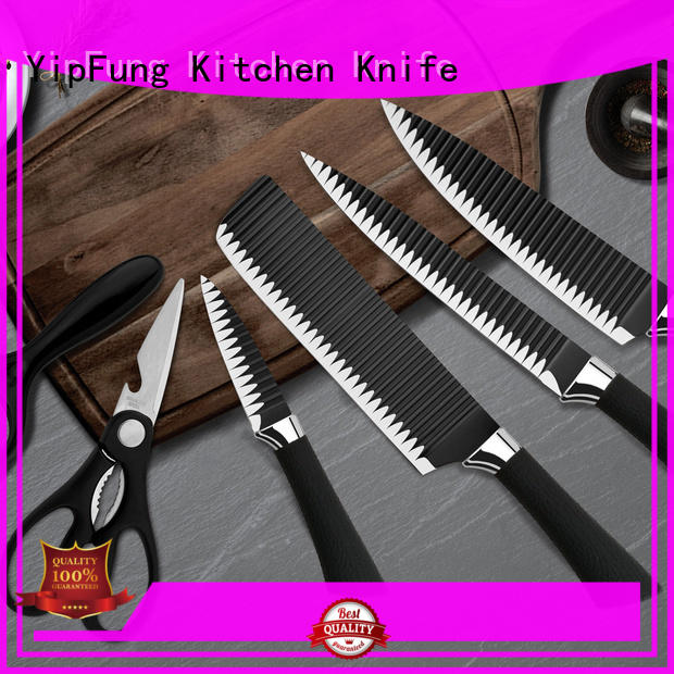 YipFung kitchen knife set factory for kitchen