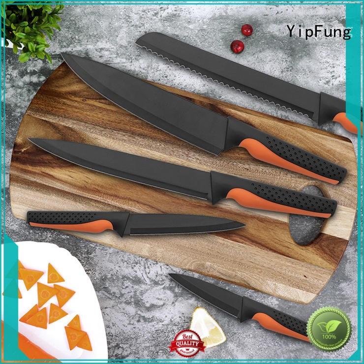 non-stick coating kitchen knife factory price for home use