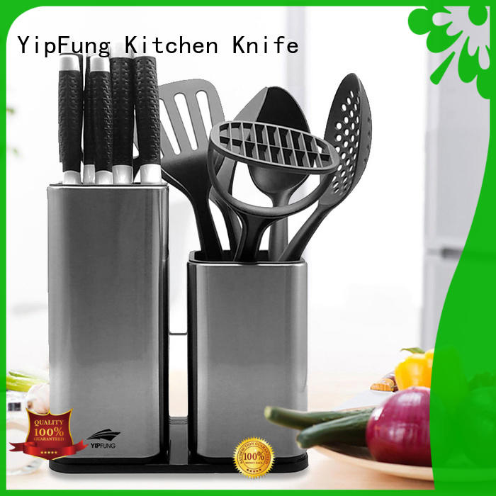 YipFung utility chef knife set factory price for restaurant